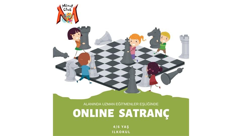 ONLINE SATRANÇ (4-6 YAŞ)