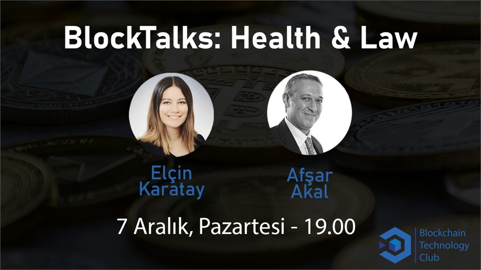 BlockTalks: Health & Law