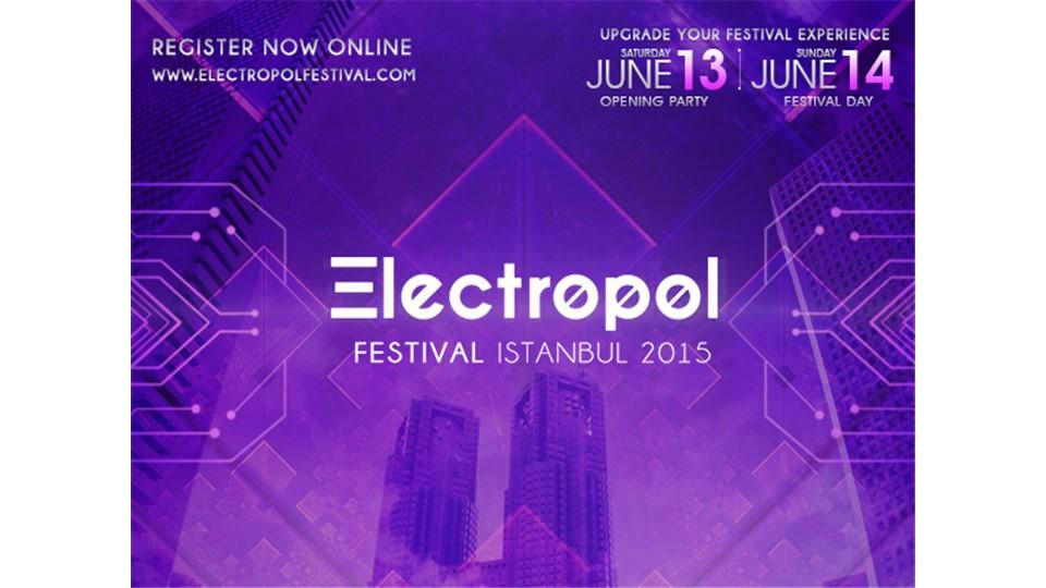Electropol Festival Istanbul 2015