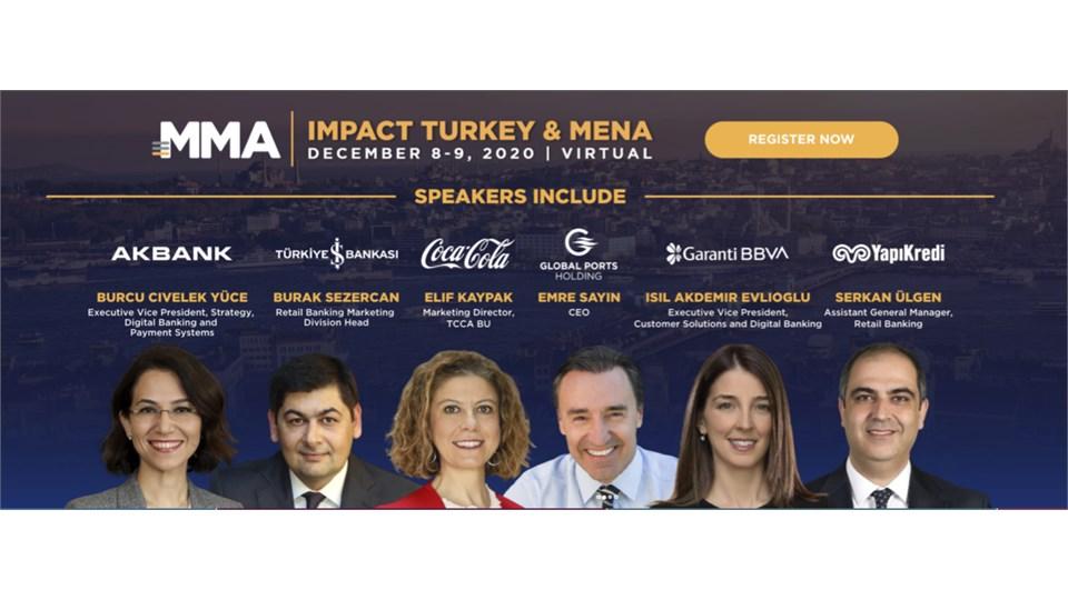 MMA Impact Turkey & Mena Virtual