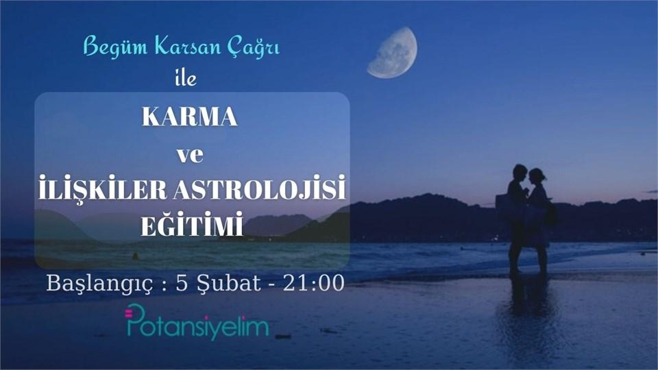 Karma ve İlişkiler Astrolojisi