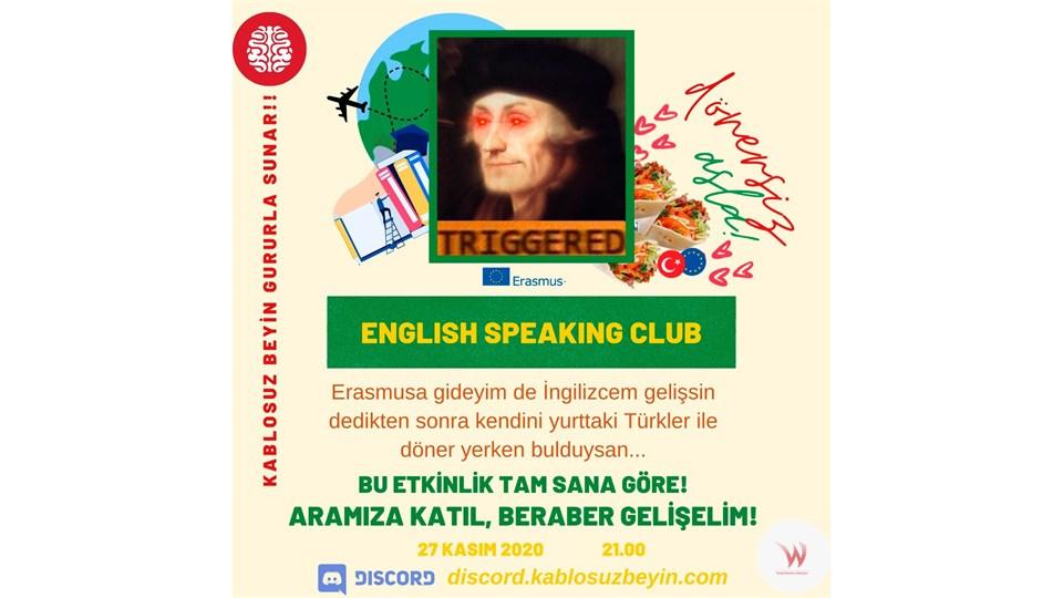 Kablosuz Beyin Speaking Club