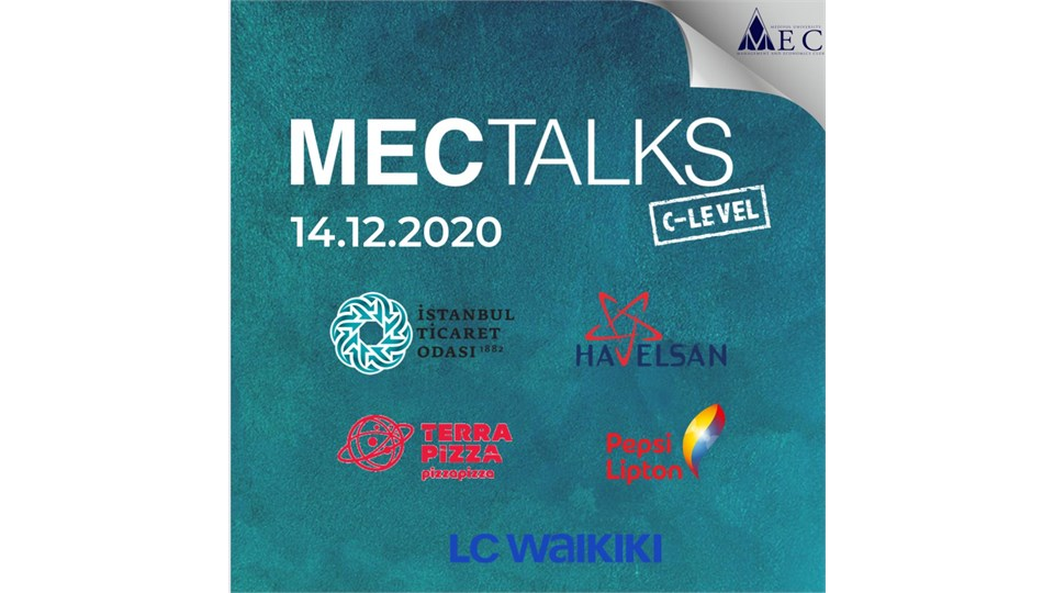 MECTalks C-Level 20'  -  14 Aralık 2020