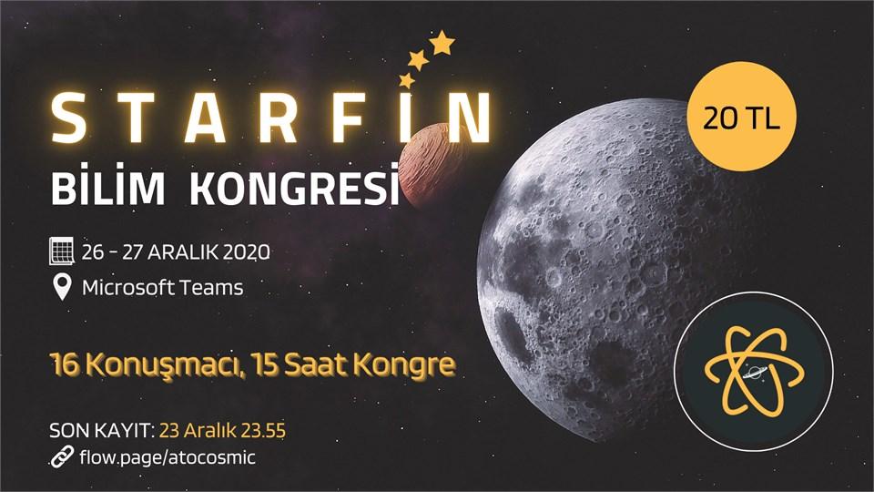 STARFIN ONLINE BİLİM KONGRESİ - ATOCOSMIC