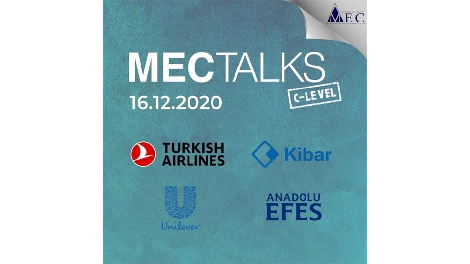 MECTalks C-Level 20' 16 Aralık 2020