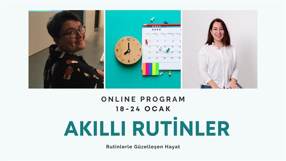Akıllı Rutinler (Online Program)