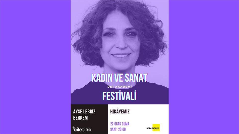 """Ayşe Lebriz Berkem ile """"Hikâyemiz"""""""