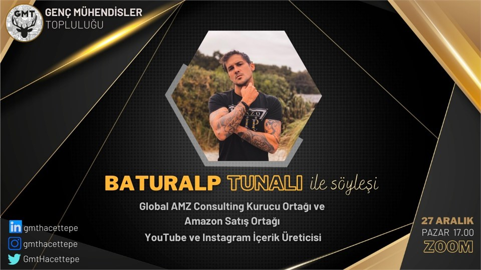 Baturalp Tunalı ile Söyleşi