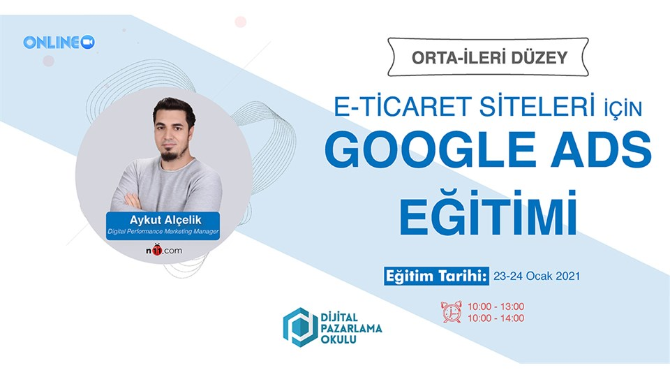 E-Ticaret Siteleri İçin Google Ads Eğitimi