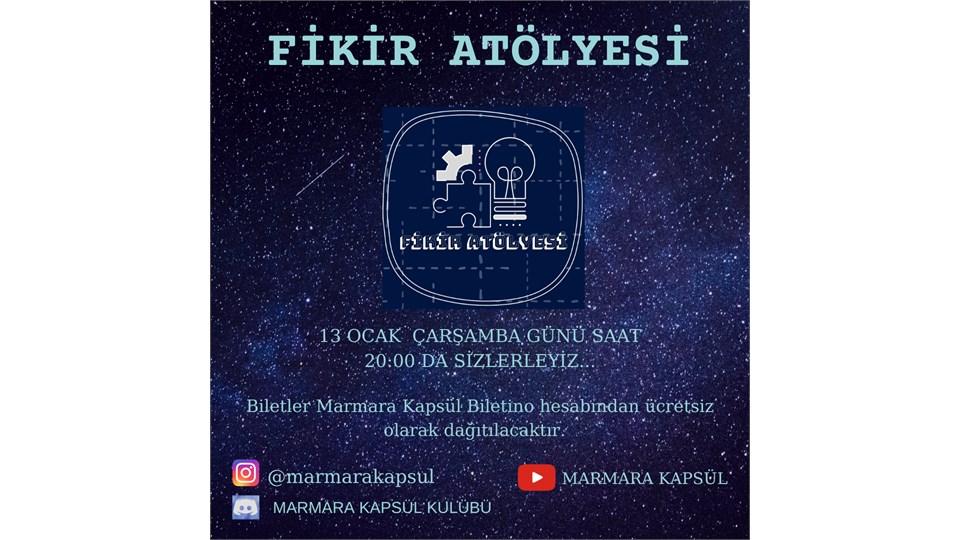 FİKİR ATÖLYESİ