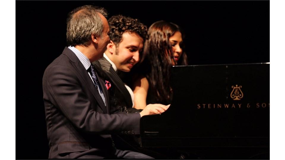 Online Aile Piyano Konseri
