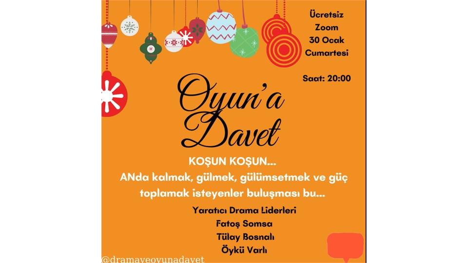 OYUNA DAVET