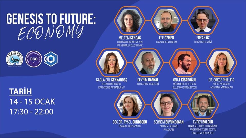 GENESİS TO FUTURE : ECONOMY