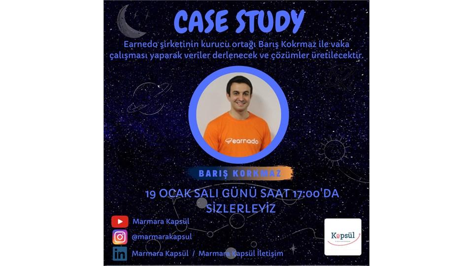 EARNADO İLE CASE STUDY