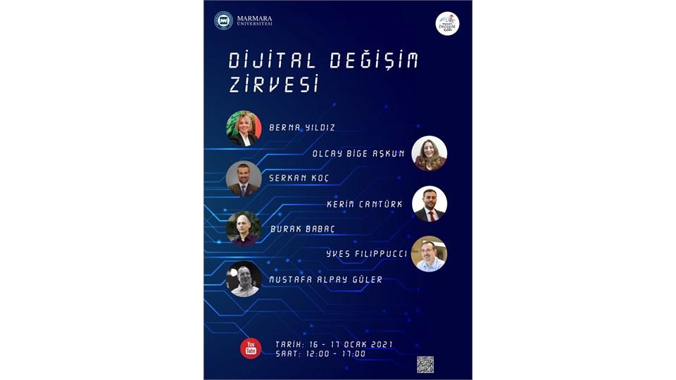 3. Dijital Değişim Zirvesi