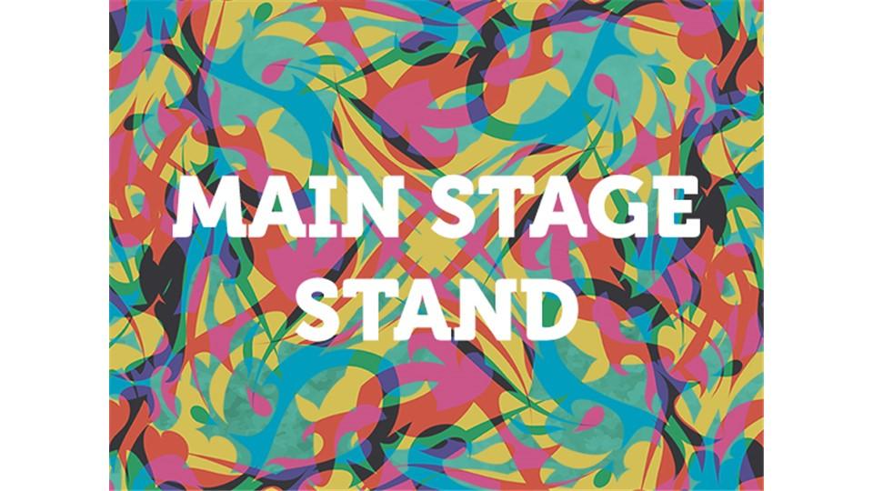 Magic Break Mainstage Stand