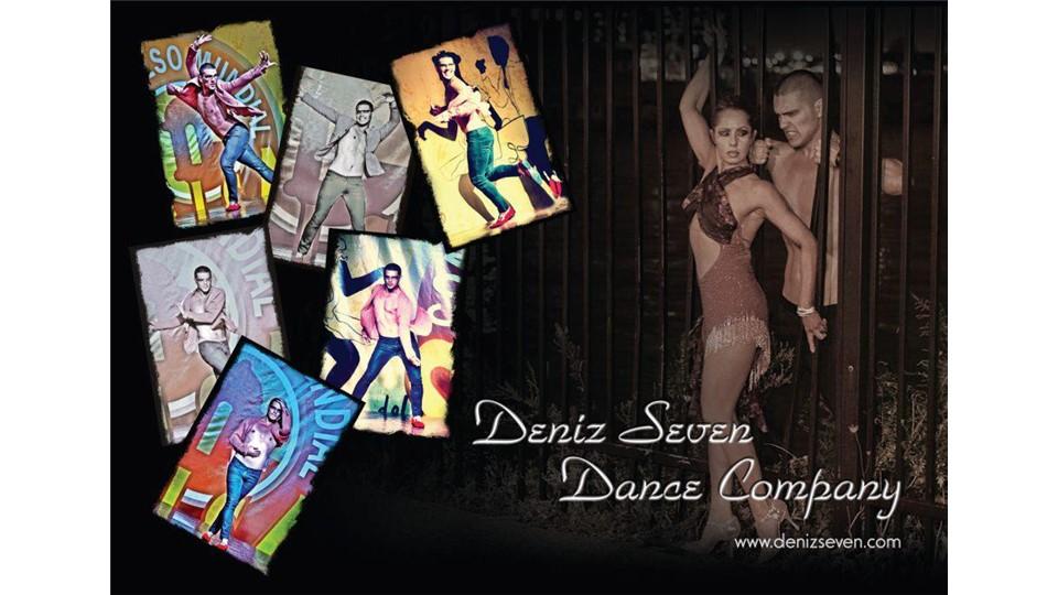 12 Haftalık Deniz Seven Eğitmenliğinde Sosyal Latin Dansları Eğitim ve Gelişim Programı
