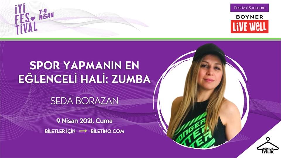 İyi Festival - Spor Yapmanın Eğlenceli Hali Zumba