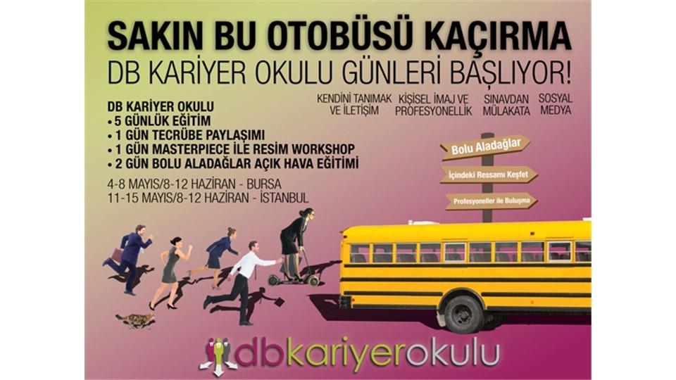 DB KARİYER OKULU - Bursa