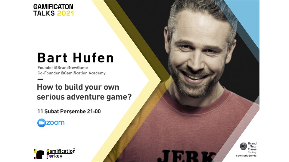 Online Gamification Talks with Bart Hufen