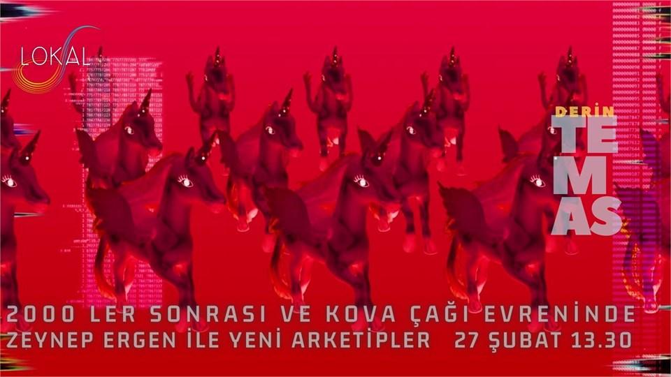 RÜYALARLA TEMAS | Zeynep Ergen ile Yeni Arketipler