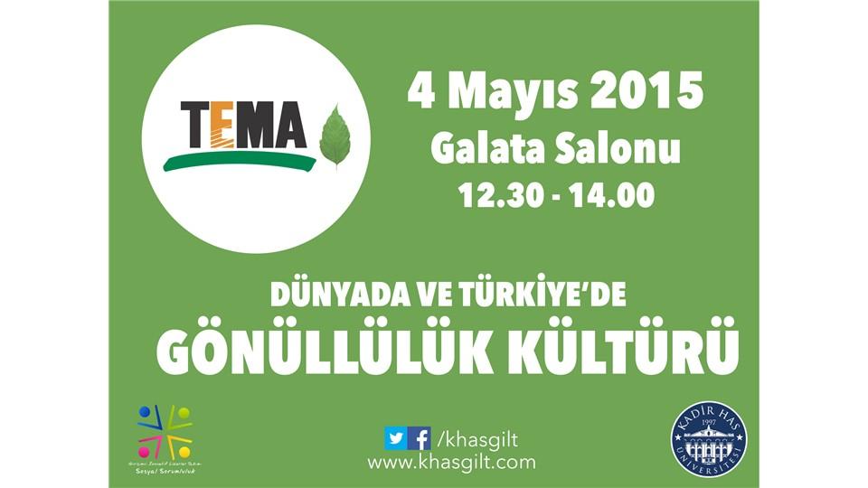 Dünyada ve Türkiye'de Gönüllülük Kültürü