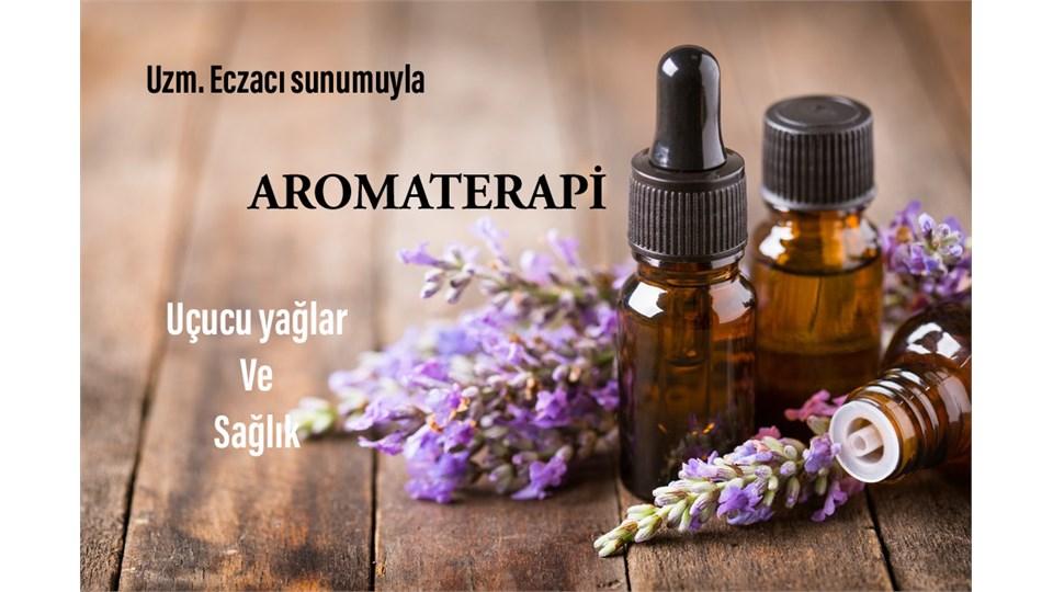 Aromaterapi Atölyesi