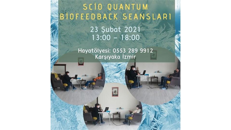 SCİO Quantum Biofeedback Seansları