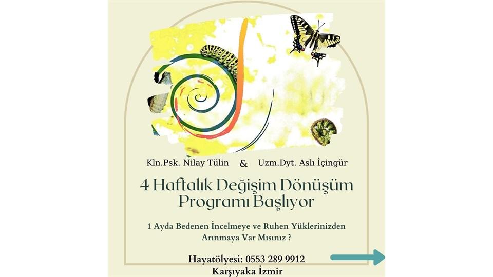 Değişim Dönüşüm Programı