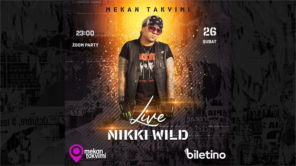 Nikki Wild Zoom Party