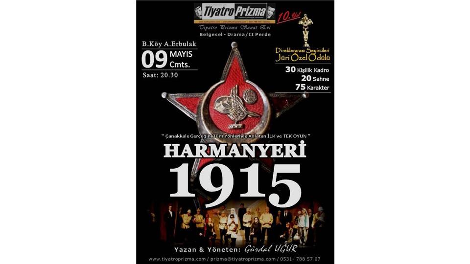 HARMANYERİ 1915