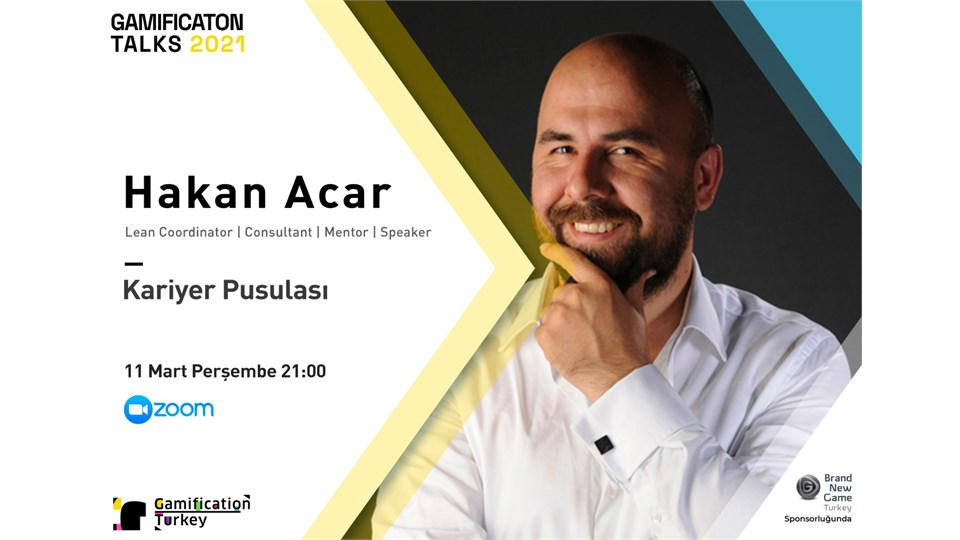 Online Gamification Talks with Hakan Acar