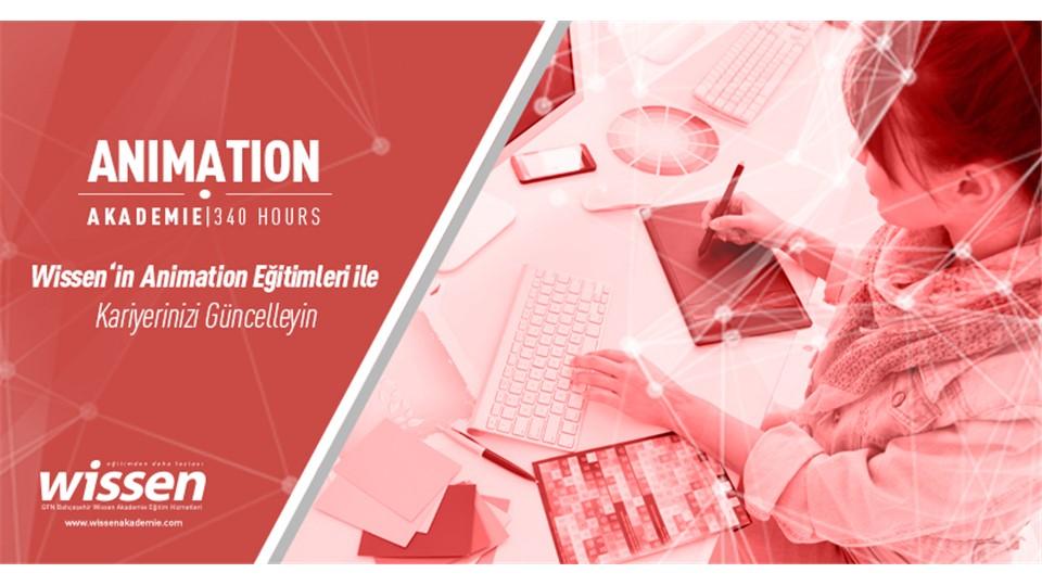 Animasyon Eğitimi | Workshop - Tanıtım | Wissen Akademie