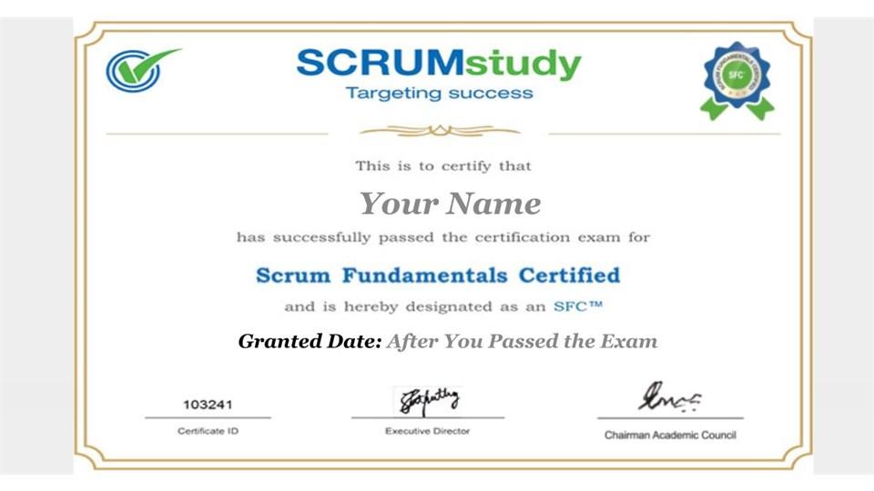 Ücretsiz İngilizce Temel Scrum Webinar, Online Eğitim ve Sertifikasyonu