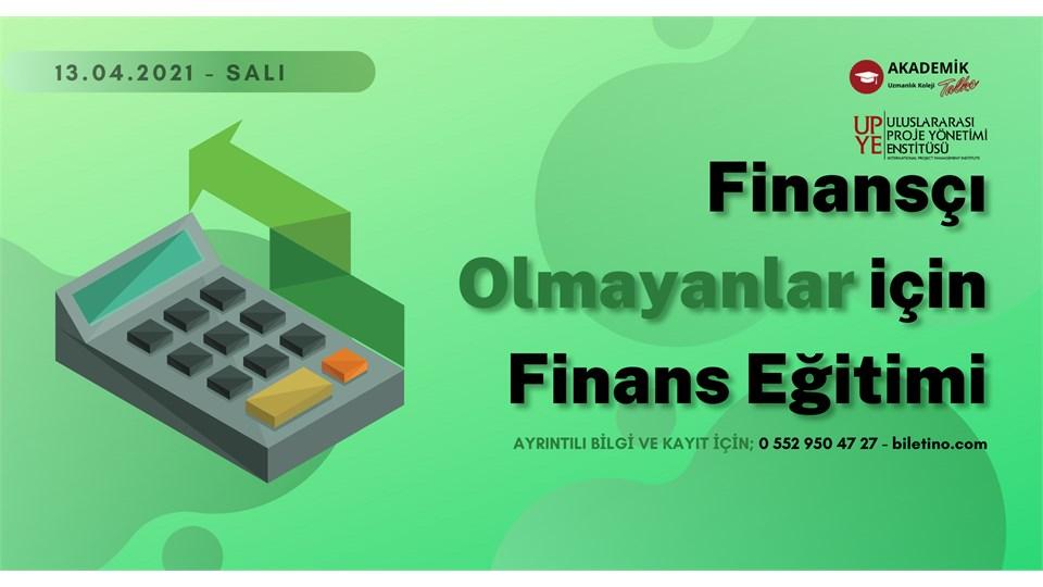 Finansçı Olmayanlar için Finans