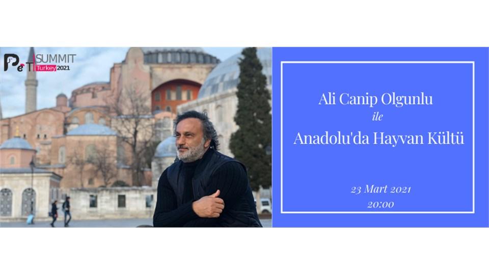 Ali Canip Olgunlu ile Anadolu'da Hayvan Kültü