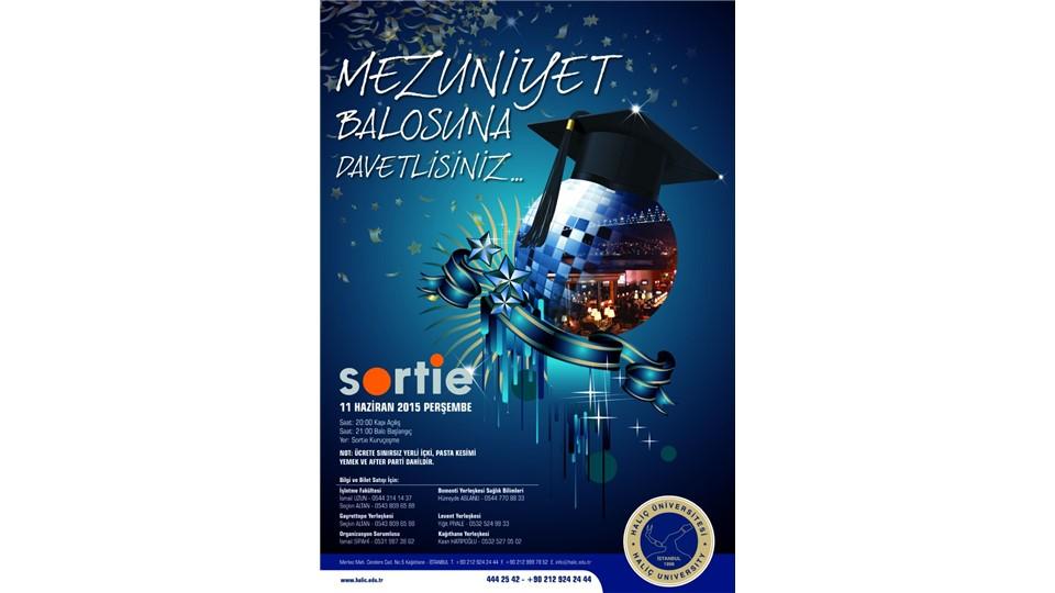Haliç Üniversitesi Mezuniyet Balosu