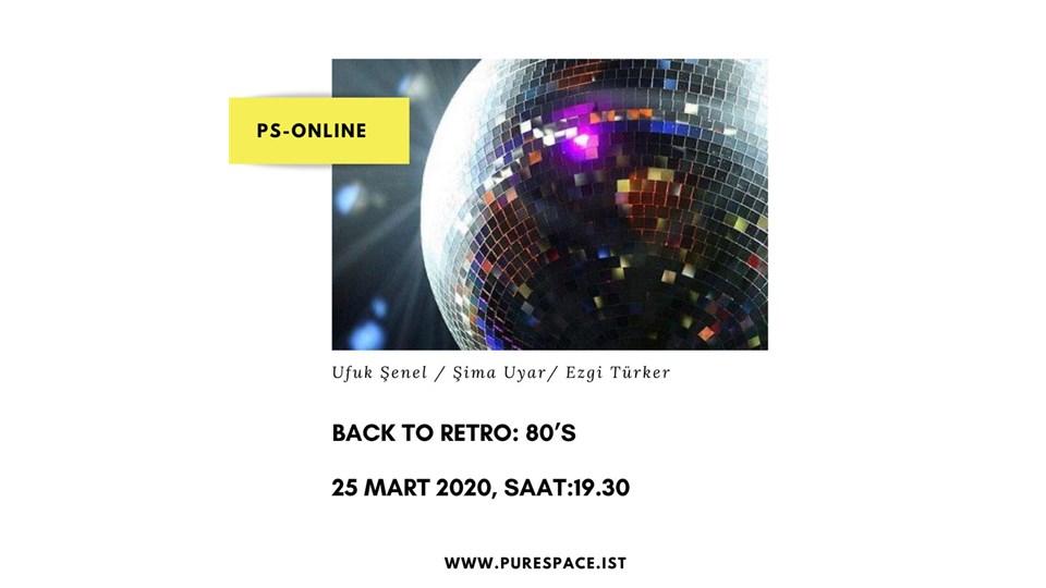Back to Retro: 80's
