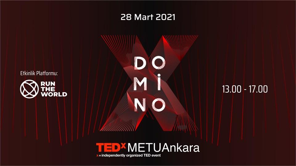 TEDxMETUAnkara ''DOMİNO''