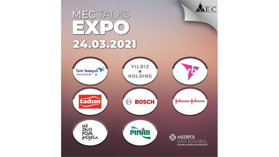 MECTalks EXPO 21' 24 Mart 2021 Oturumu