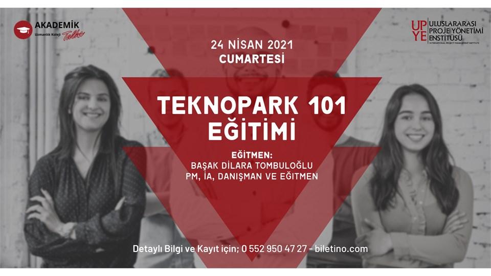 Teknopark 101 Eğitim Programı