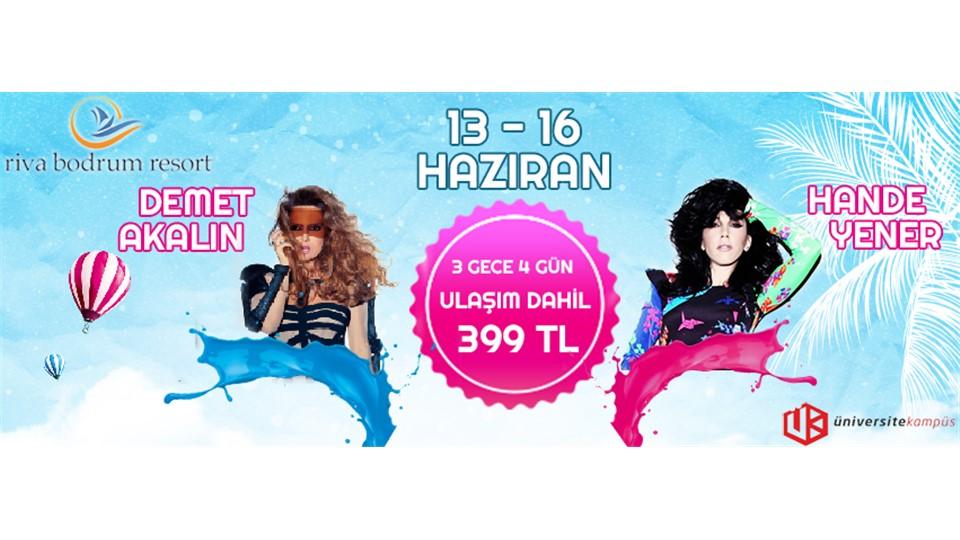ÜK-FEST / 13-16 HAZİRAN @RİVA BODRUM RESORT