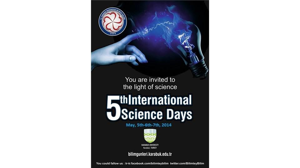 5. International Science Days