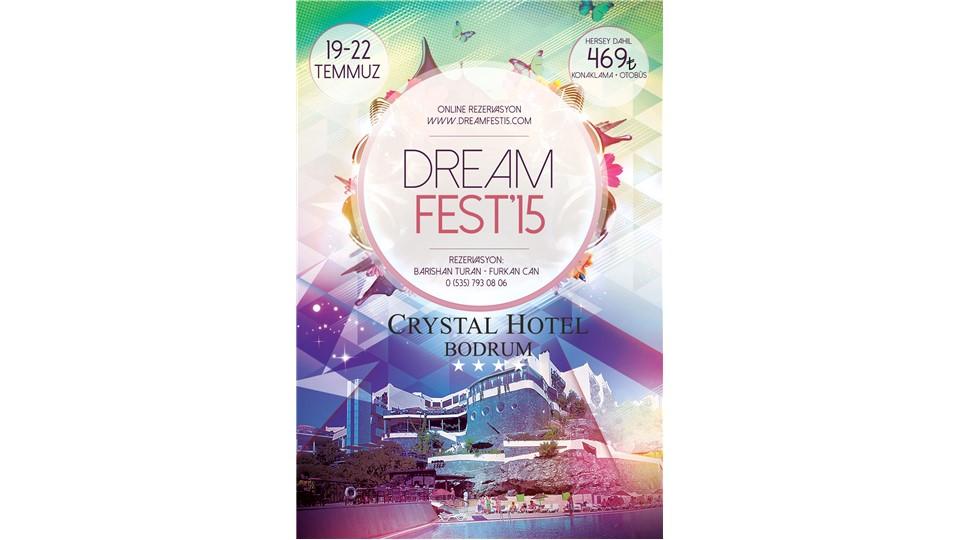 DreamFest'15 - 19-22 Temmuz