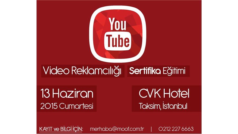 YouTube Video Reklamcılığı Sertifika Eğitimi