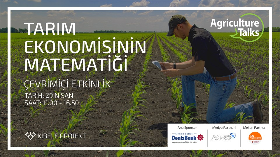 Agriculture Talks: Tarım Ekonomisinin Matematiği