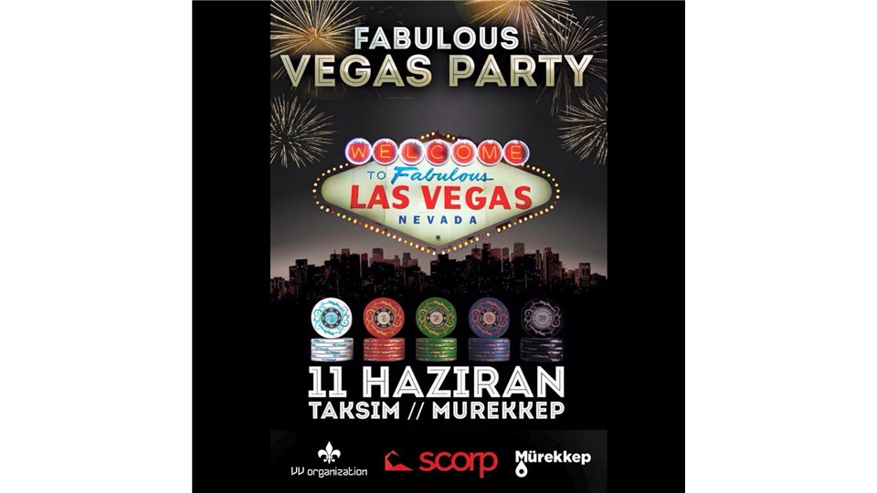 Fabulous Vegas Party