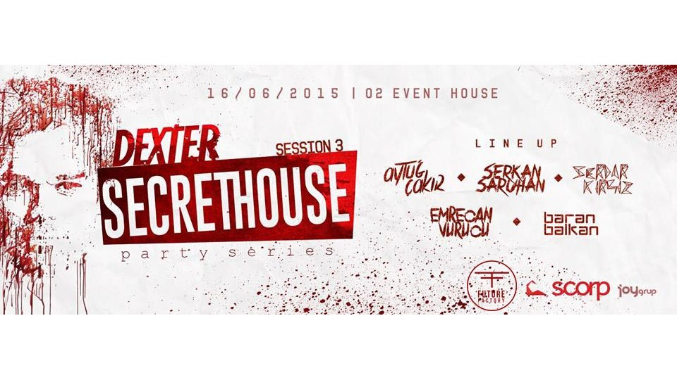 FF Presents : Dexter House Party @LifePark-O2House