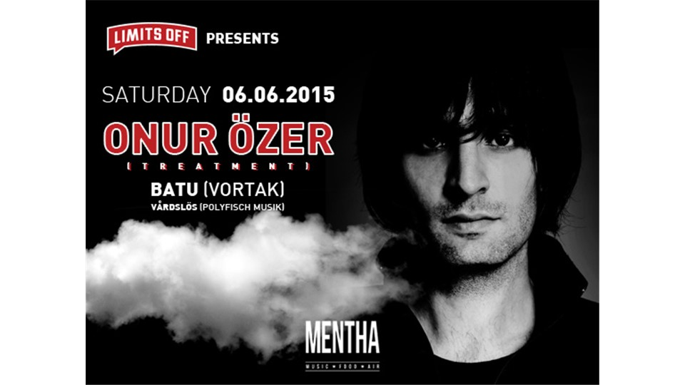 Limitsoff presents: ONUR ÖZER