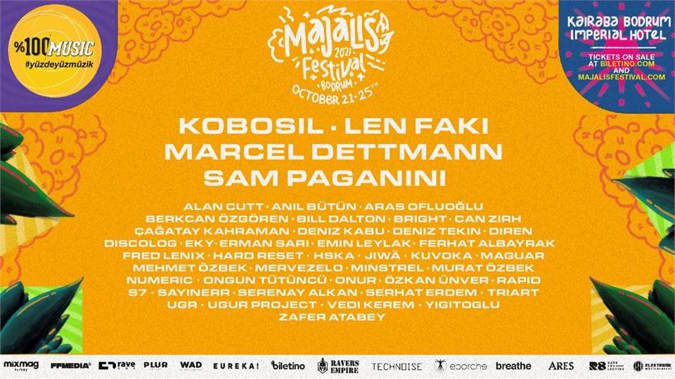 Majalis Festival Bodrum